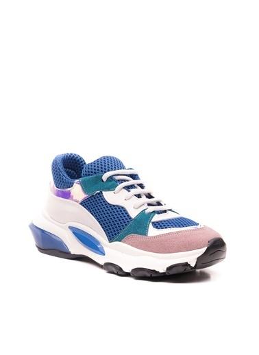 Mille Sneakers Mavi
